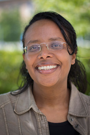 Professor Asmeret Asefaw Berhe